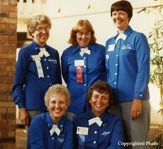1981 group of ladies