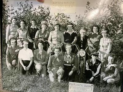 Motor Maids 1950
