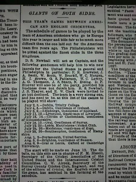 GOP 1889 Tour Plan
