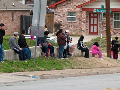 GRAND PRAIRIE MLK PARADE 2012