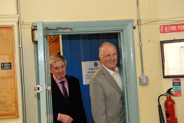 """Kill O'Grange Garda Station Closed its doors on 27 April 2013 for the last time. There was a mass at 6pm in Church of the Holy Family followed by a final station visit. Bakers was the venue for the final farewell party. Eddie Ryan describes the last moments in a historical booklet which he compiled for the event.....""""and so it was on the twenty-seventh day of April in the year of Our Lord 2013, Sergeant Vincent Totterdell led his gallant crew of men and women out of Kill O Grange Garda Siochana station for the last time, thus bringing down the curtain on 166 years of policing there."""""""