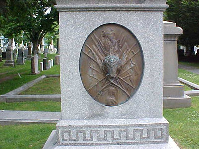 George Armstrong Custer's Grave