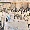 Birthday party for ?? Iowa Quarterman (Monie)?? - note sister Iowa, brother Marion Q, TPQ, Julia & OM Alcorn??