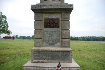 Gettysburg Battlefield Trip