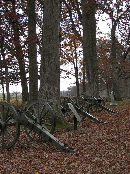 Gettysburg National Military Park/Valley Forge