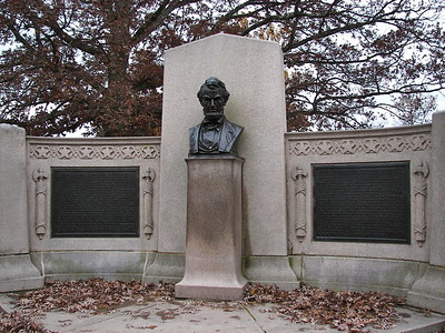 Lincoln's Gettysburg Address Memorial