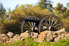 Cannon on Cemetery Ridge