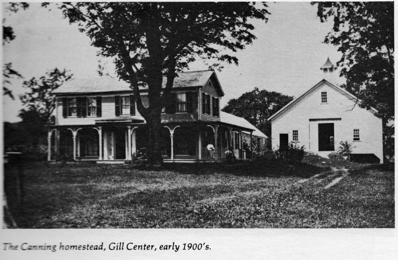 Gill Canning Homestead