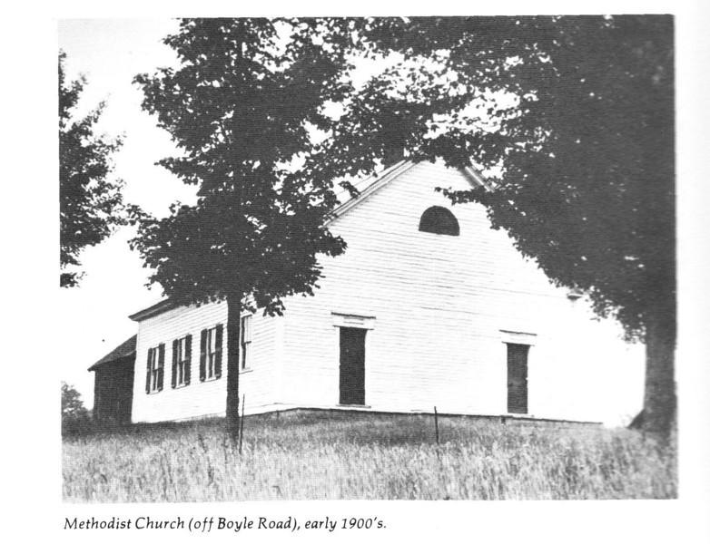 Gill Methodist Church