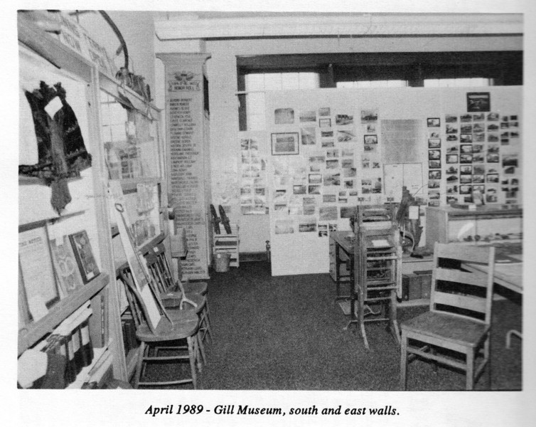 Gill Museum 1989
