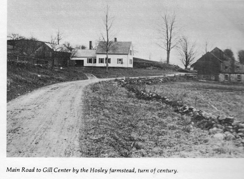 Gill Main Road