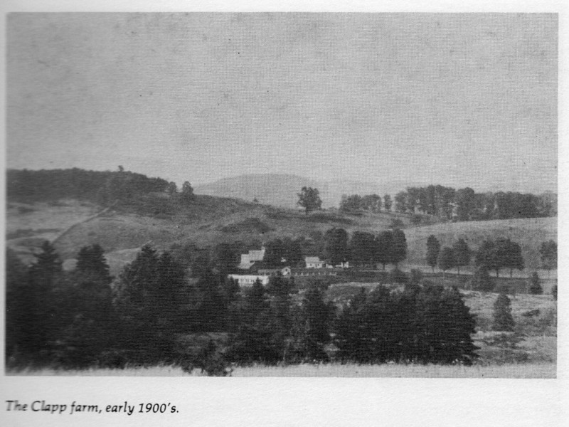 Gill Clapp Farm Early 1900's