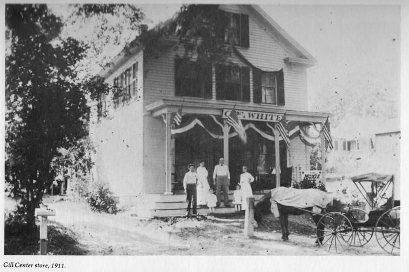 Gill Center 1911