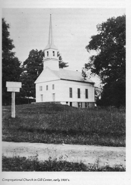 Gill Congregational Church