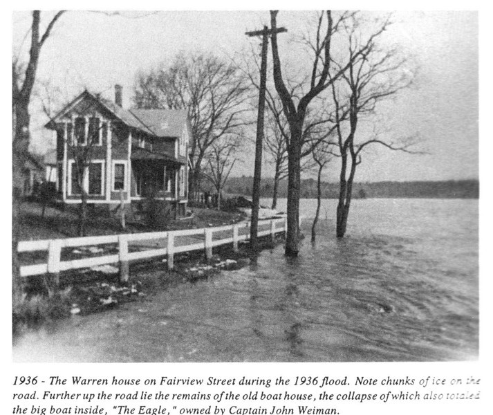 Gill Fairview St 1936 Flood