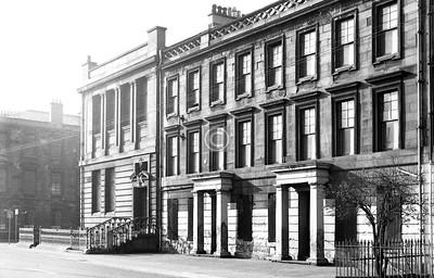 Govan Rd west of Rutland Crescent.  April 1974
