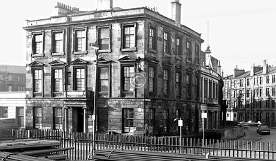 Govan Rd and Rutland Crescent.     April 1974