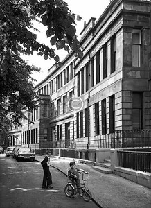 Walmer Crescent.    July 1975