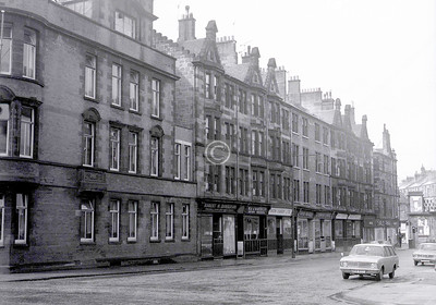 St Andrew's St, south side.    March 1973