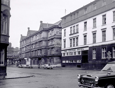 St Andrew's St, north side.    March 1973