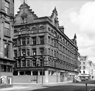 Parnie St and King St.    July 1973