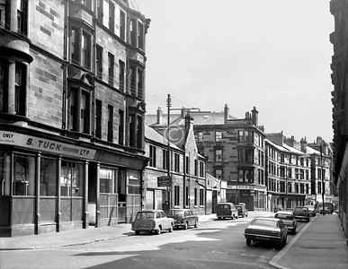 Parnie St east of King St.    July 1973