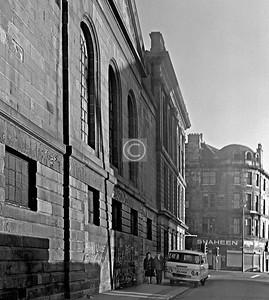Bedford Lane.   December 1975