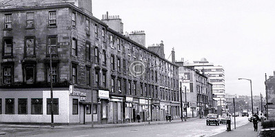 Crown St, west side, north of Cleland St.    March 1973