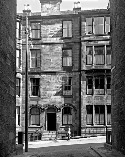 Vinicombe St at Cranworth Lane     May 1975