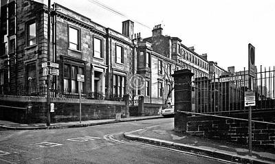 Garnet St. / Renfrew St.   February 1976