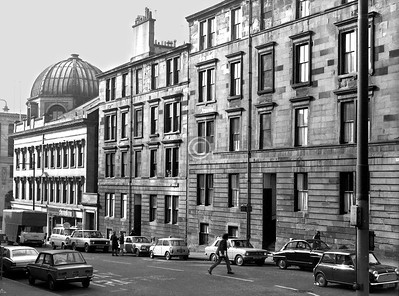Rose St west side south of Renfrew St.  March 1974