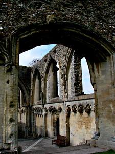 Inside the Lady Chapel