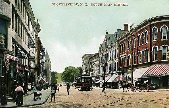 South Main Street, 1916.