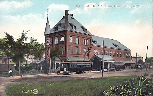 F.G. and J.R.R. Station, 1908.