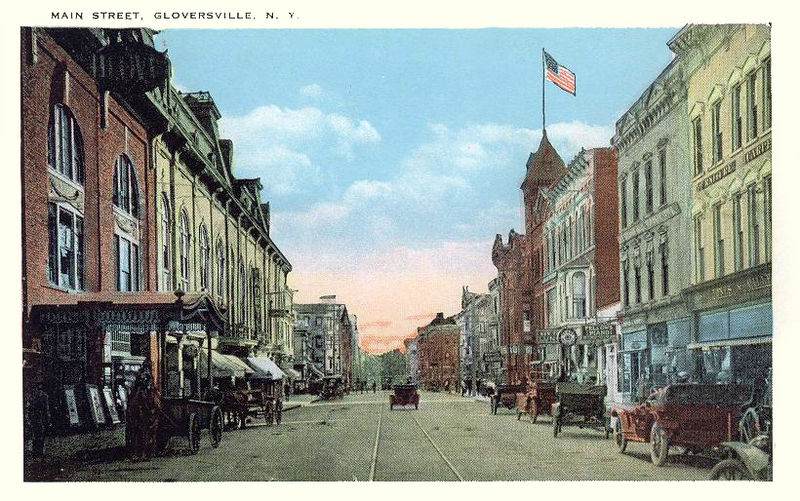 Main Street, ca. 1915.