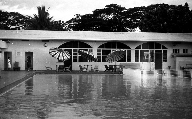 The last photo I took in Manila: where I learned to swim. Some places are hard to say goodbye to.