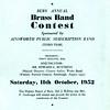 Bury Annual Brass Band Contest 19521011 001