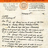 Goodshaw Band LAC Pickering letter 19460204