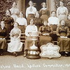Goodshaw Band Ladies Committee 1915