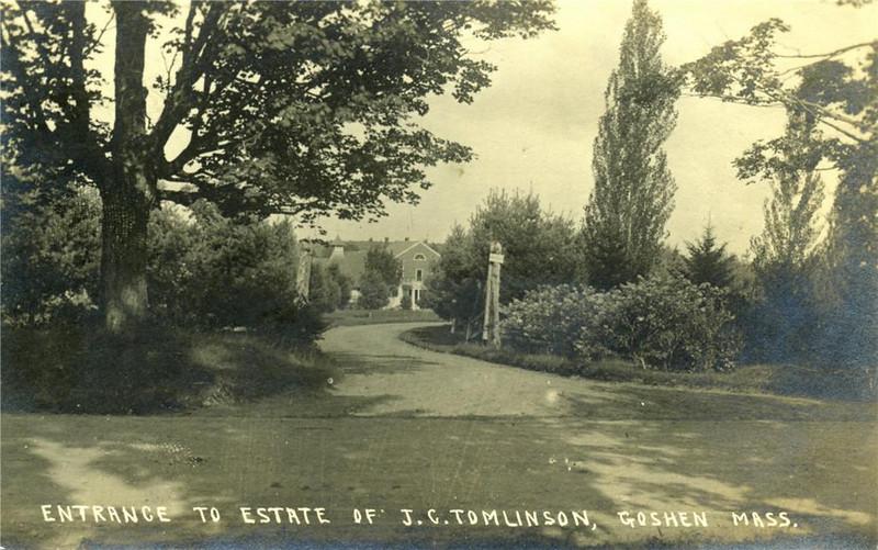 Goshen Estate J C Tomlinson