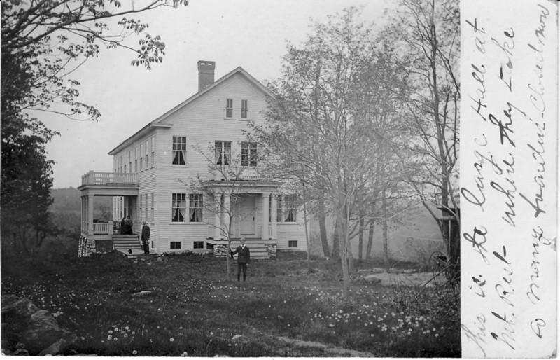 Goshen Hall at Mt Rest