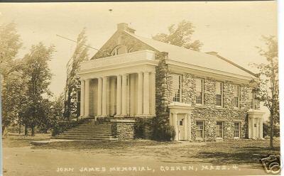 Goshen John James Library