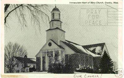 Granby Immaculate Heart Church