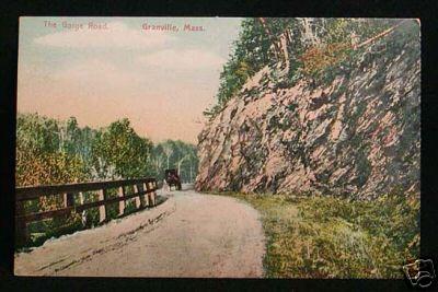 Granville Gorge Road