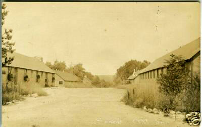 Granville CCC Barracks