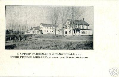 Granville Baptist Parsonage