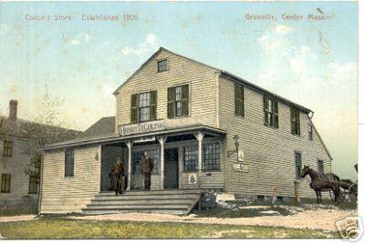 Granville Colton's Store