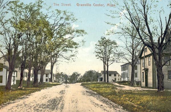 Granville street center