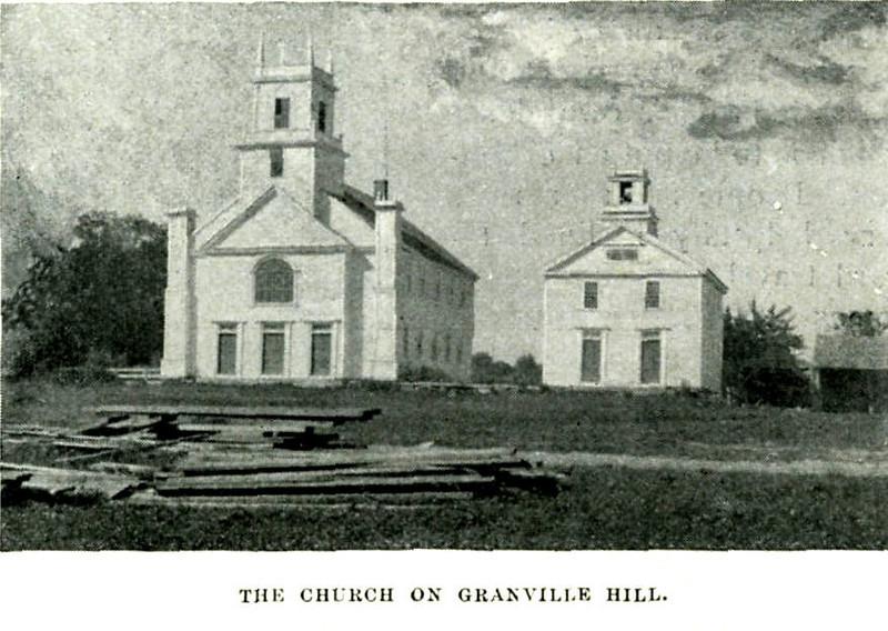Granville Church on Hill