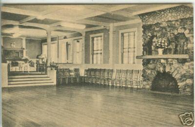 Great Barrington Berkshire Inn Ballroom